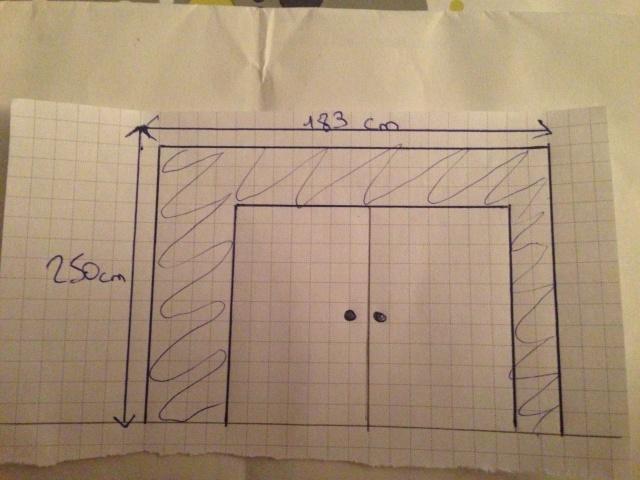 transformation d 39 un placard existant. Black Bedroom Furniture Sets. Home Design Ideas