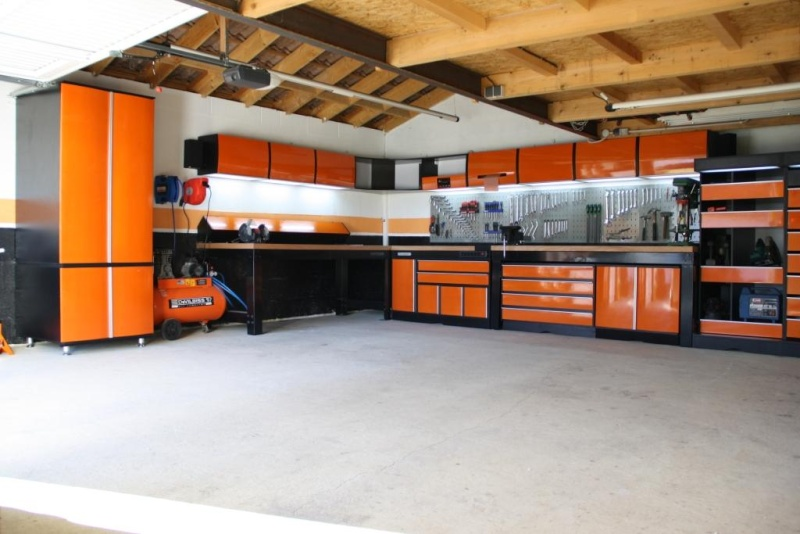 Mes meubles de garage for Meuble pour garage