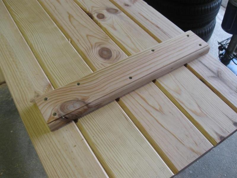 R alisation de volets bois - Poncer des volets en bois ...