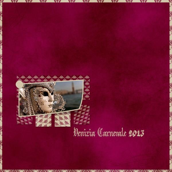 DCS : Kit Detinazione Venezia : Carnevale e Splendore