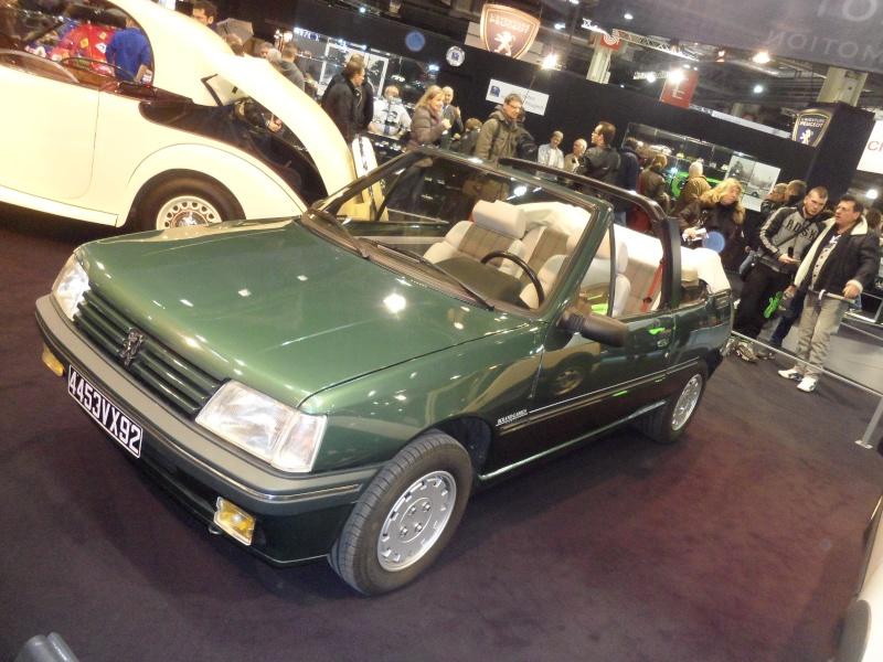 Salon du retromobile a paris porte de versaille for Salon du retromobile