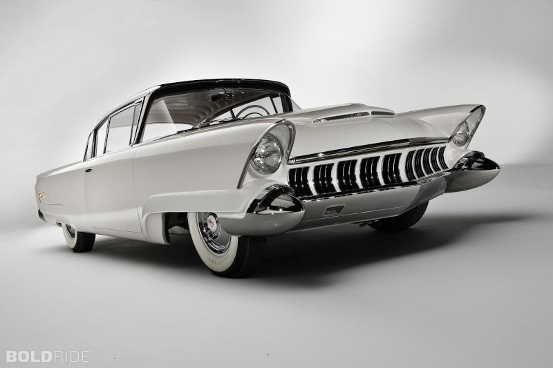Kustom Kingdom 1954 Mercury Monterey Xm 800 Concept Car