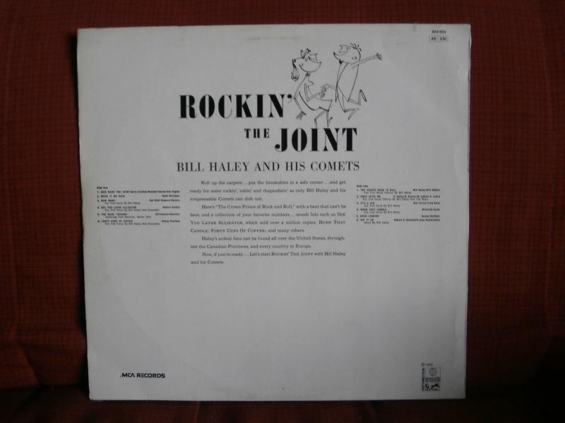 Les albums 33 tours classiques du rock des 1950's et 1960's ...