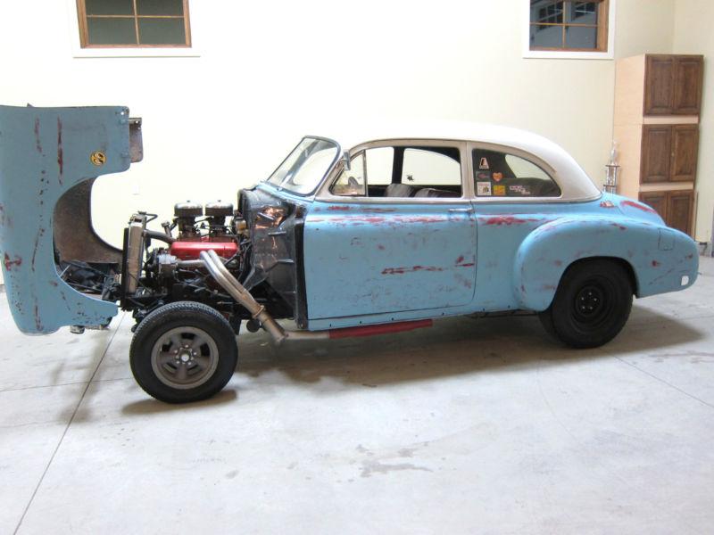 1950 S Gm Gasser
