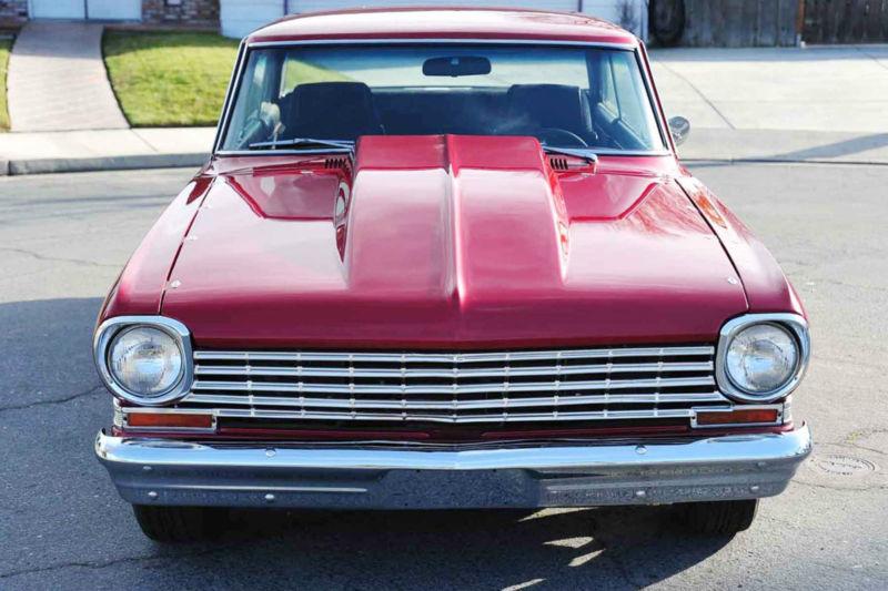 Chevy 1960 S Street Machine