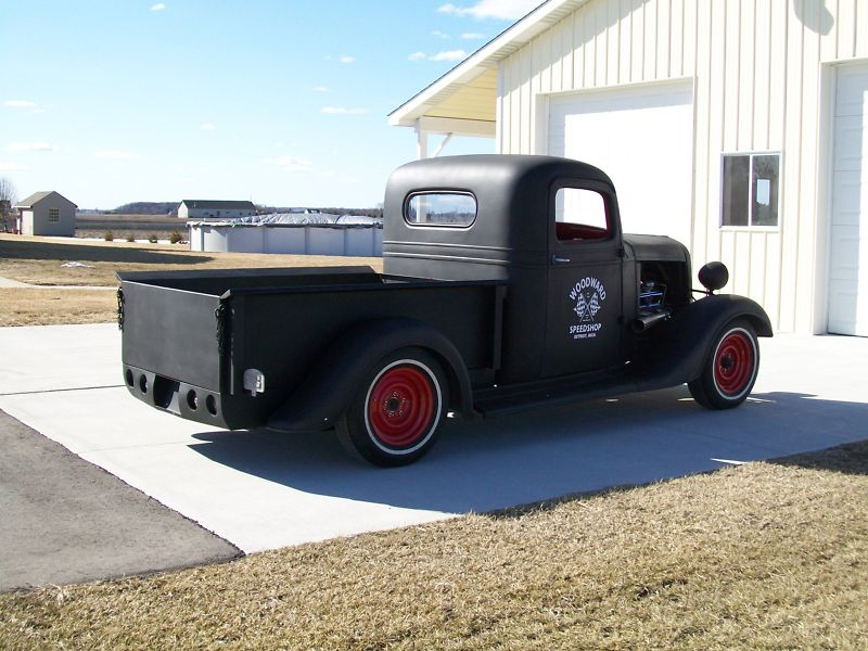 1930 S Chevy Hot Rod