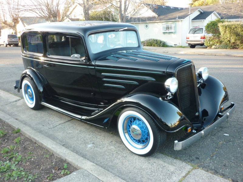 1930\'s Chevy hot rod