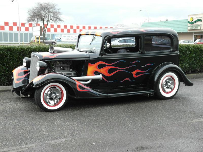 1930 39 s chevy hot rod for 1933 chevy 2 door sedan