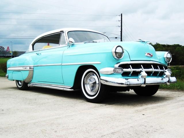 I 77 Chevrolet >> 1954 Chevrolet Bel Air/150/210 mild custom Images - Frompo