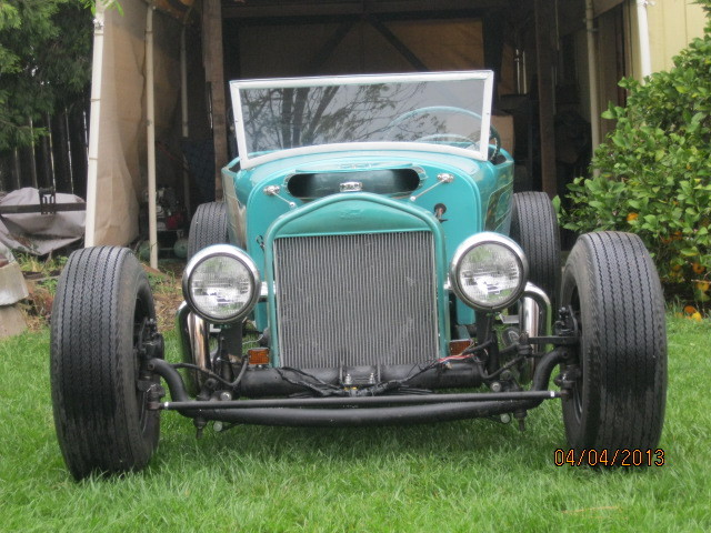1927 Ford hot rod - Page 2