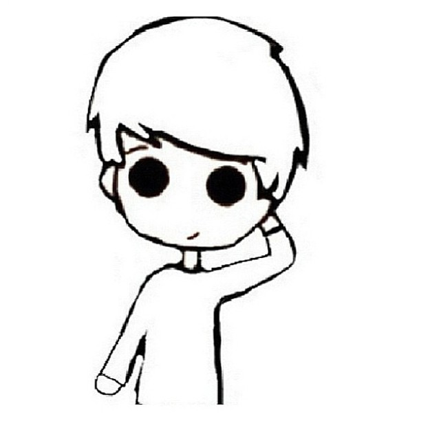 Boy Chibi Stencils Related Keywords & Suggestions - Boy Chibi ...