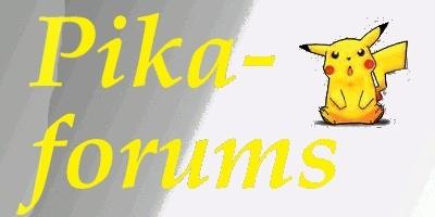 Pika-Forums