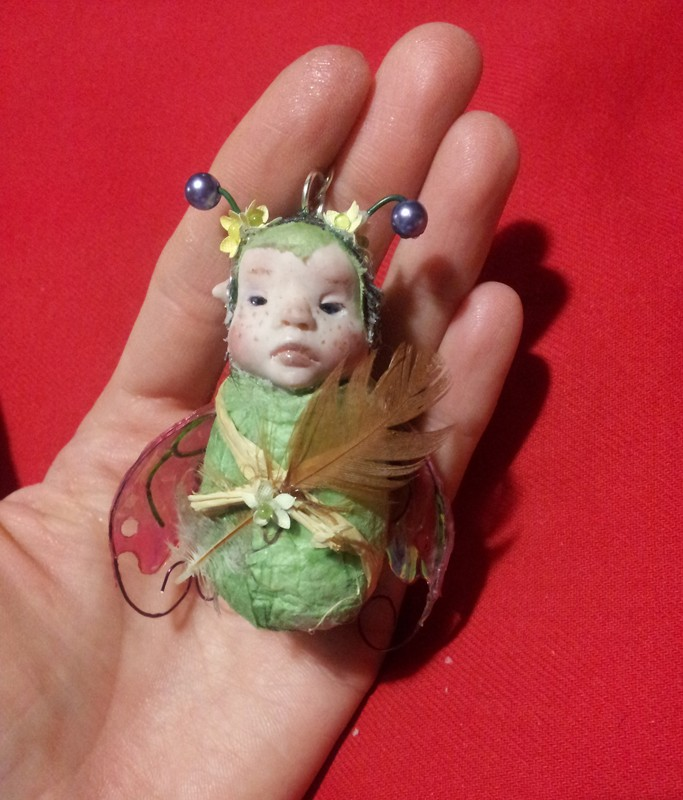 ooak baby fairy prosculpt bambozzoli bambozzolo