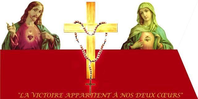 Forum les coeurs unis - Forum Catholique