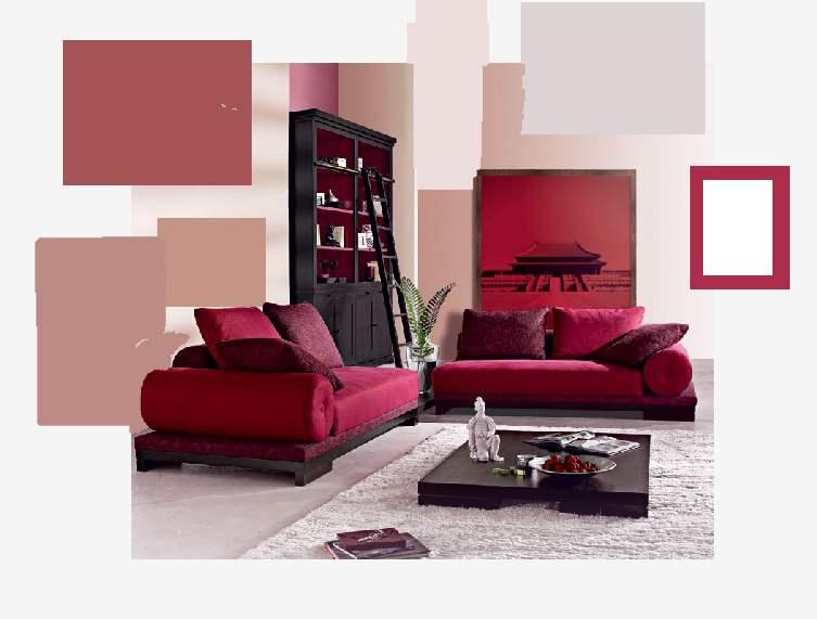 Conseil couleur peinture ou papier peint imitation pierre pour mon salon et c - Conseil couleur peinture ...