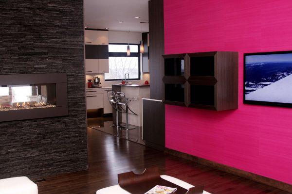 Conseil couleur peinture ou papier peint imitation pierre for Conseil couleur peinture cuisine