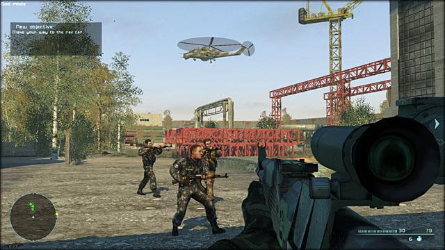 لعبة الاكشن والقناصة الرائعة Chernobyl