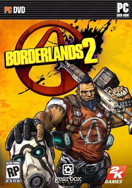 لعبة الاكشن والاثارة الرائعة BorderLands.2.2012..Repack Excellence نسخة صغيرة ال