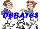 *Debates