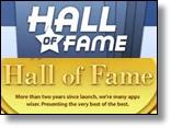 *Hall of fame